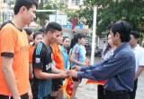 Giải bóng chuyền truyền thống TP.Thủ Dầu Một năm 2015: 19 đội bóng so tài