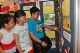 Aeon Mall Bình Dương trao tặng 27 phần quà cho các em học sinh đoạt giải Cuộc thi viết chữ đẹp tiếng Nhật