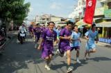Hưởng ứng Ngày chạy Olympic vì sức khỏe toàn dân
