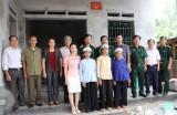 Nghĩa tình với chiến sĩ Lào Cai