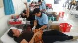 Hội Chữ thập đỏ Công ty TNHH MTV Cao su Dầu Tiếng: 250 người tham gia hiến máu tình nguyện