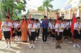 Hội Đồng đội TP.Thủ Dầu Một: Tổ chức ngày hội Thiếu nhi khỏe tiến bước lên Đoàn năm 2015