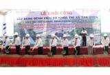 TX.Tân Uyên khởi công xây dựng Bệnh viện đa khoa 200 giường