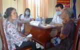 Hội Liên hiệp Thanh niên Phú Giáo: Khám bệnh, phát thuốc miễn phí cho người nghèo xã An Linh
