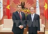 Chủ tịch IPU tin tưởng Việt Nam sẽ làm tốt vai trò chủ nhà IPU-132