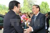 Củng cố mối quan hệ đặc biệt giữa hai nước Việt Nam - Lào