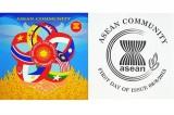 Bộ tem của Việt Nam được các nước ASEAN phát hành chung