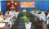 Đoàn Đại biểu Quốc hội tỉnh: Tổ chức Hội nghị góp ý dự thảo Luật Thú y và dự thảo Luật An toàn, vệ sinh lao động