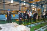 Khánh thành Nhà máy sản xuất nhôm Washin Aluminum Việt Nam
