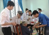 Chung tay vì sức khỏe người dân