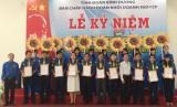 Đoàn khối Doanh nghiệp tỉnh Bình Dương: Tổ chức kỷ niệm 84 năm ngày thành lập Đoàn TNCS Hồ Chí Minh
