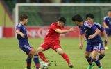 U.23 Việt Nam thua nhẹ trước U.23 Nhật Bản