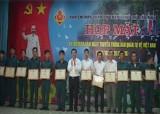 Họp mặt kỷ niệm 80 năm Ngày thành lập lực lượng Dân quân tự vệ Việt Nam