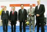 Chủ tịch Quốc hội Đức thăm và làm việc tại trường Đại học Việt Đức