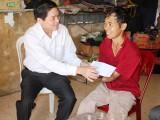 Nạn nhân bị tai nạn lao động: Nỗi đau được sẻ chia
