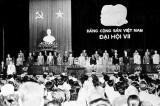 Những mốc son lịch sử của Đảng qua các kỳ đại hội – Bài 20
