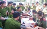 Tuổi trẻ Phòng Cảnh sát Bảo vệ và Cơ động (PC65) Công an tỉnh: Xung kích trên từng mặt trận