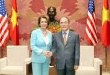 Nhiều tiềm năng để nâng cấp quan hệ hợp tác Việt Nam-Hoa Kỳ