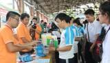 Ngày Hội tư vấn tuyển sinh trường THPT Võ Minh Đức: Nhiều thông tin bổ ích