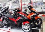 Honda Air Blade bị Yamaha Sirius vượt mặt