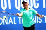 Hoàng Nam lần đầu vào tứ kết giải chuyên nghiệp