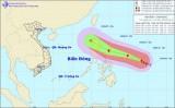 Xuất hiện bão Maysak hoạt động mạnh trên vùng biển Philippines