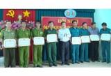 TX.Bến Cát: Tổng kết công tác phối hợp công an - quân sự - cảnh sát phòng cháy và chữa cháy