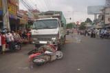 Tai nạn giao thông liên hoàn làm 2 người chết