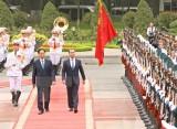 Thủ tướng Nguyễn Tấn Dũng trả lời phỏng vấn hãng ITAR-TASS