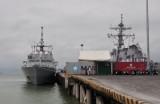 Tàu Hải quân Hoa Kỳ cập cảng Tiên Sa, bắt đầu thăm Đà Nẵng