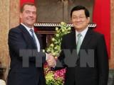 Đưa kim ngạch hai chiều Việt-Nga lên mức 10 tỷ USD vào năm 2020