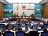 Nghị quyết phiên họp Chính phủ thường kỳ tháng 3-2015
