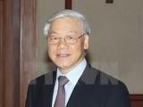 Tổng Bí thư đã tới Bắc Kinh, bắt đầu thăm chính thức CHND Trung Hoa
