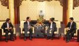 Hợp tác an ninh là một trụ cột quan trọng của quan hệ Việt-Trung