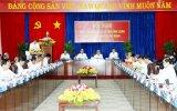 Hội nghị Ban Chấp hành Đảng bộ tỉnh lần thứ 20 - khóa IX (mở rộng)