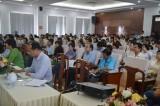 Gặp gỡ, đối thoại giữa Hải quan và doanh nghiệp Đài Loan đầu tư tại Bình Dương