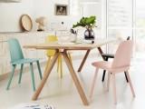 Phòng ăn cực đẹp nhờ cách phối ghế ăn ấn tượng