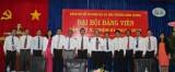 Đảng bộ Sở Tài nguyên và Môi trường: Tổ chức Đại hội đảng viên lần thứ X, nhiệm kỳ 2015 – 2020,