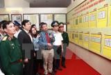 Triển lãm bằng chứng Hoàng Sa-Trường Sa thuộc chủ quyền Việt Nam