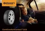 Continental ra lốp siêu êm tại Việt Nam