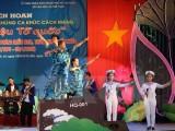 Tái hiện truyền thống cách mạng tại Liên hoan Giai điệu Tổ quốc