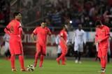 Barcelona đánh rơi 2 điểm tại Sanchez Pizjuan