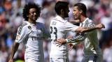 Ronaldo sút phạt quái chiêu, Real thắng trận thứ ba liên tiếp