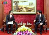 Chủ tịch nước tiếp Phó Chánh văn phòng Nội các Chính phủ Nhật Bản
