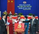 Đảng bộ xã An Sơn (TX.Thuận An), Đảng bộ xã Hiếu Liêm (Bắc Tân Uyên): Tổ chức Đại hội Đảng bộ nhiệm kỳ 2015-2020