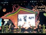 Các nghệ sỹ dòng nhạc cách mạng hội ngộ mừng Ngày thống nhất