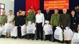 Trao tặng gần 700 triệu đồng cho cán bộ, chiến sĩ tỉnh Lào Cai