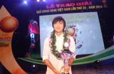 Vượt Công Phượng, Tuấn Anh đoạt giải cầu thủ trẻ của năm 2014