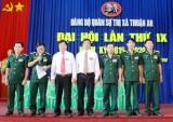 Đảng bộ Quân sự TX.Thuận An: Tổ chức Đại hội Đảng bộ lần IX, nhiệm kỳ 2015-2020