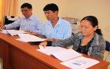 Hơn 250 cán bộ công đoàn dự Hội nghị triển khai Luật Bảo hiểm xã hội